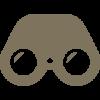 双眼鏡アイコン7